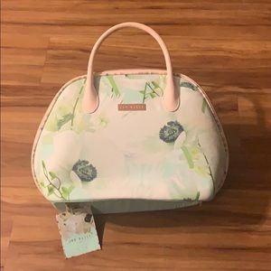BARELY USED Ted Baker beauty/makeup bag